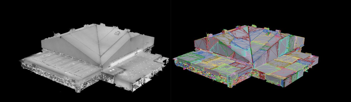 Pointcloud to Mesh