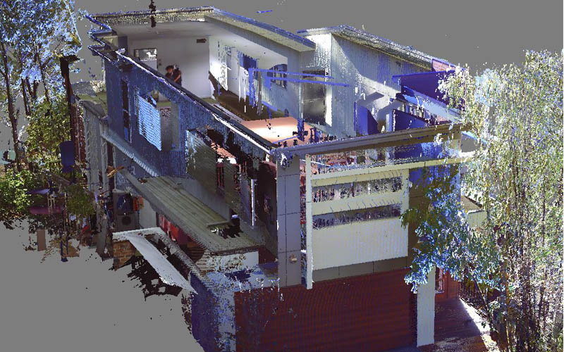 structural point cloud Modeling